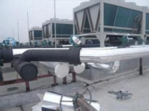 b1级橡塑保温管案例